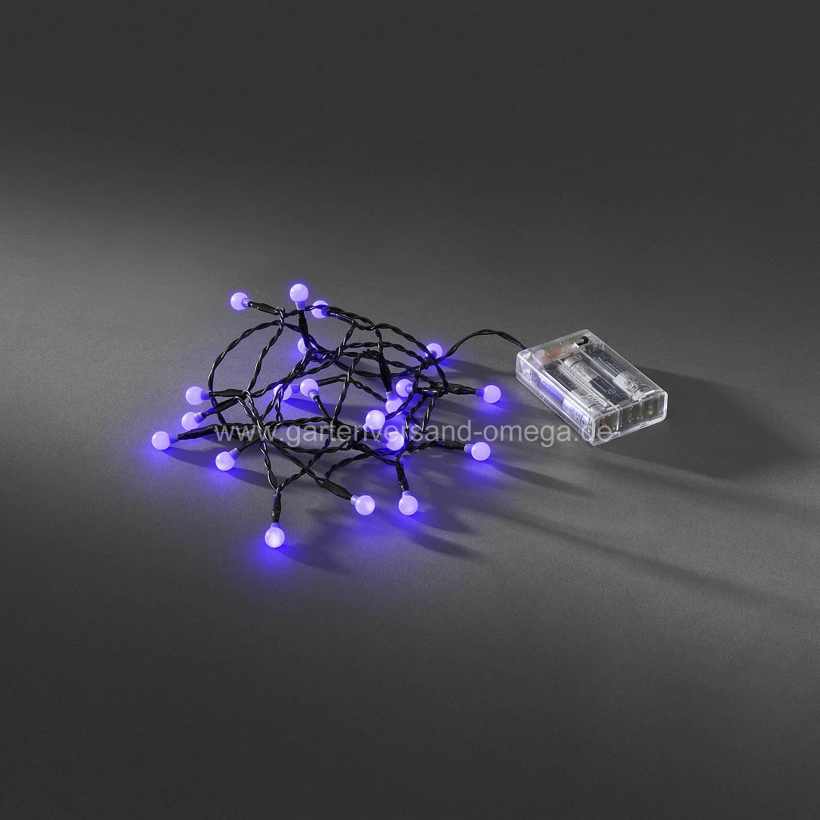 2613667-batteriebetriebene-led-kugellichterkette-purpurfarben-hd-large Schöne Mini Led Lichterkette Batterie Dekorationen